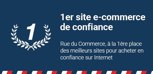 1er site e-commerce de confiance