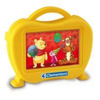 Clementoni - Puzzle 6 cubes Disney : Winnie l'ourson