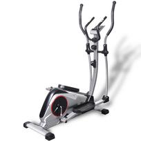 Vidaxl - Vélo elliptique Xl masse mobile 18 kg