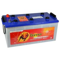 Banner - Batterie Camping car Décharge lente Energy Bull 96801 12v 230ah