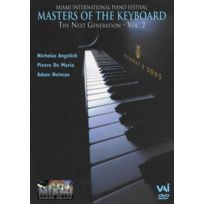 Vai - Masters Of The Keyboard 2 - Dvd - Edition simple