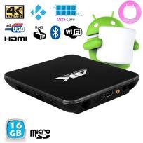 Yonis - Mini Pc Android 6.0 Octa Core 2Go Ram Kodi Smart Tv Box 4K 16Go