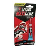 Sader - Colle Maxiglue Gel 3g - 161380