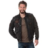 Redskins - Blouson Perry liverpool black