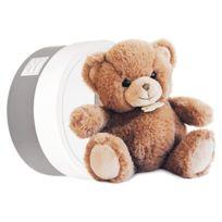 Histoire d'ours - Peluche Boulidoux ours 25cm