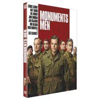 Générique - Dvd The monuments men