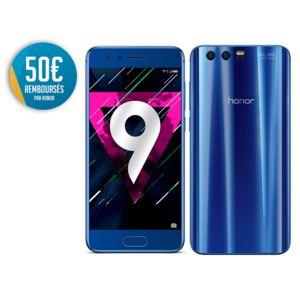 Honor 9 bleu saphir pas cher achat vente smartphone for Coque piscine 4x2