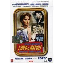 Filmauro - L'ORO Di Napoli IMPORT Italien, IMPORT Dvd - Edition simple