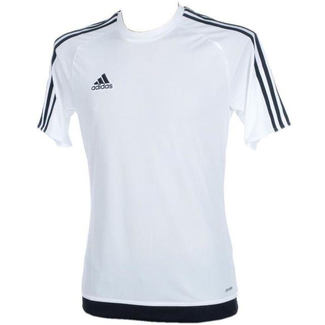 Maillot de football Estro blanc nr climalite Blanc 44147
