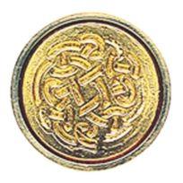 Manuscript - Tampon-cachet Cire Et BÂTONNET De Cire - Rose Celtique