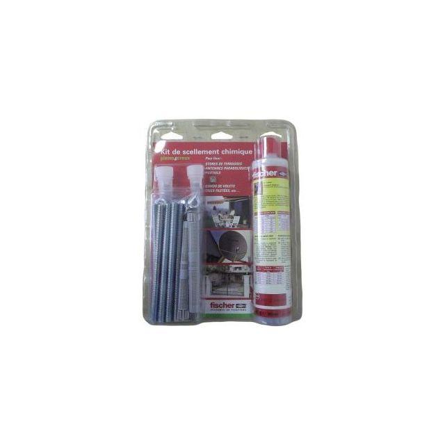 fischer kit de scellement chimique fis p 300 t 94766. Black Bedroom Furniture Sets. Home Design Ideas
