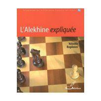Olibris - L'Alekhine expliquée