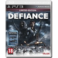 Digital Bros - Defiance Limited Edition - Import Anglais - Ps3