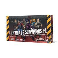 Guillotine Games - Jeux de société - Zombicide - Ultimate Survivors 1