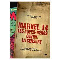 Arcades - Marvel 14 : Les super-héros contre la censure