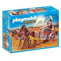 Playmobil - 5391-Char romain avec tribun