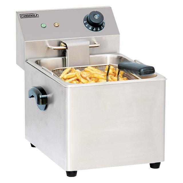 CASSELIN friteuse électrique 4l 2000w - cfe4