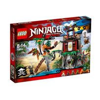 Lego - NINJAGO - L'île de la Veuve du Tigre - 70604