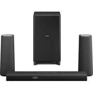 philips css5330 home cin ma compact zenit 3 1 caisson de basses sans fil bluetooth et nfc. Black Bedroom Furniture Sets. Home Design Ideas