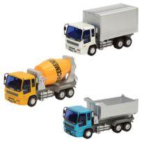 Motor & Co - Camion toupie/ benne 25 cm