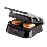 Domoclip - Dom238 Grill Electrique et Toaster