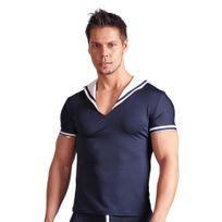 Svenjoyment - Tee-Shirt Marin Bleu M