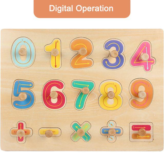 GÉNÉRIQUE Puzzle pour enfants Conseil de saisie Puzzle Anniversaire Garçon Fille Jouet éducatif