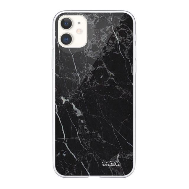 Coque 360 iPhone 11 360 intégrale transparente Flamants des tropiques Ecriture Tendance Design Evetane . Compatible iPhone 11