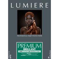 LUMIERE - Papier photo Premium Brillant - 13x18cm