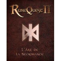 Mongoose - Jeux de rôle - Runequest 2 - L'Art de la Nécromancie