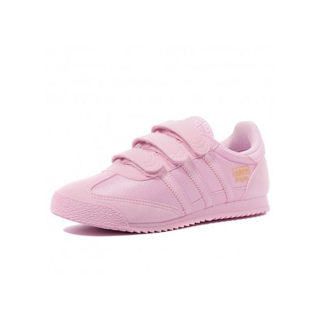 Adidas originals - Dragon Cf Fille Chaussures Rose Adidas ...