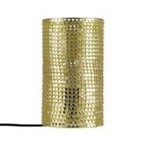 Rendez Vous Deco - Lampe à poser Saba laiton ampoule incluse
