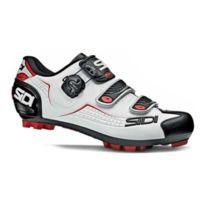 Sidi - Chaussures Vtt Trace blanc noir rouge