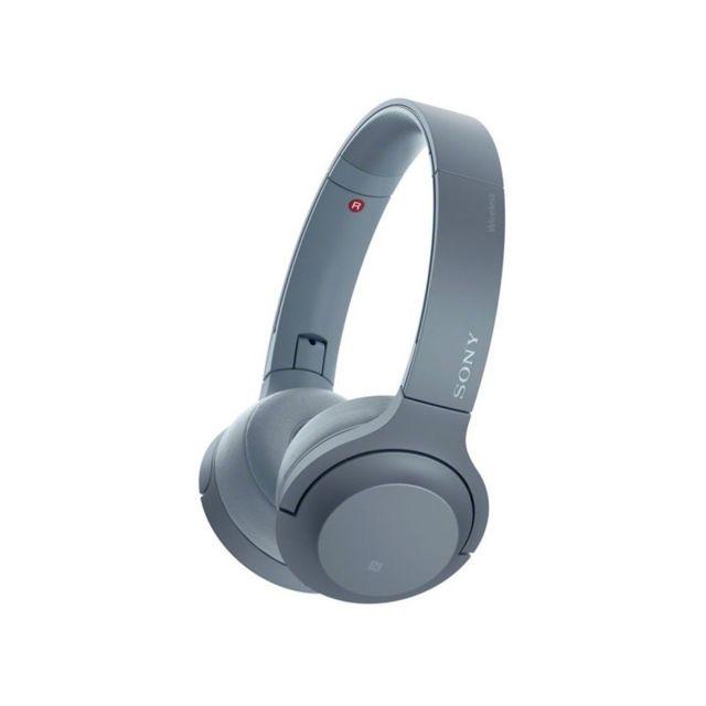 Sony Casque audio Whh800L 100 dB Bleu pas