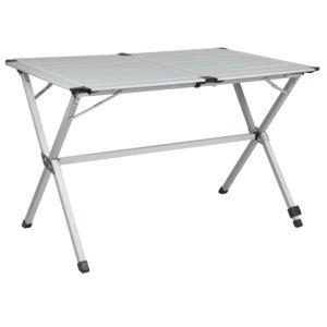 Midland table pliante gap less grise 4 personnes pas cher achat vente table de camping for Table pliante 2 personnes