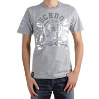 Beandbe Touchdown - T-shirt Be and Be Touchdown Gris / Silver