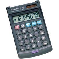 Canon - Calculatrices Ls-39 E - solaire et piles