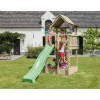 35f46248b62bc Wickey - Aire de jeux pour jardin Captain Woodfoot - pas cher Achat ...
