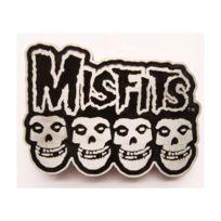 987f3742c3a7 Boucle de ceinture misfits groupe rock roll homme femme. UNIVERSEL ...