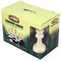 TRADITIONAL GARDEN GAMES - Jeu d'échecs de jardin géant
