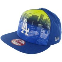 Newera Cap - New Era Scape City Los Angeles Blaze bleu, mixte homme