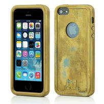 Mols - Coque antichoc Limited Edition coloris gold pour iPhone 5 et 5s