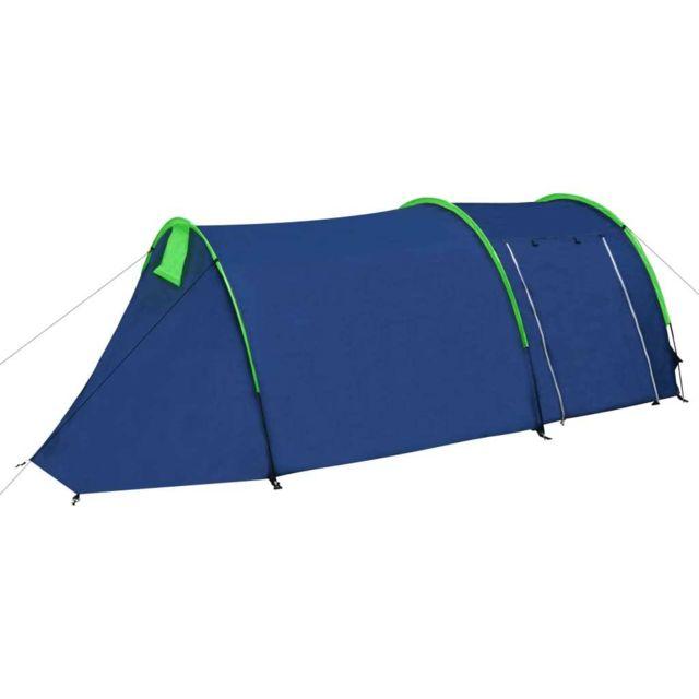 vidaXL Tapis de Camping Anthracite Tapis de Sol Tapis de Tente