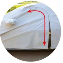 bache voiture exterieur achat bache voiture exterieur pas cher rue du commerce. Black Bedroom Furniture Sets. Home Design Ideas