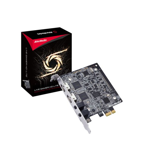 AVERMEDIA Carte Live Gamer HD Lite