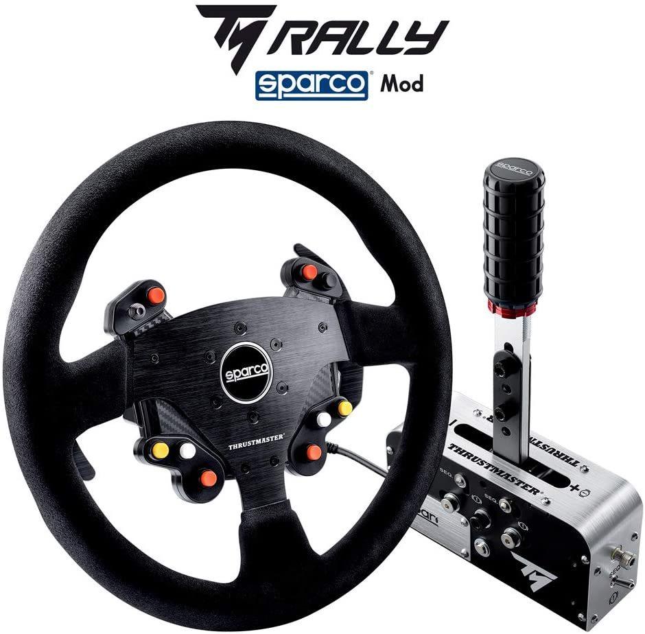 TM RALLY RACE GEAR SPARCO