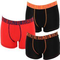 Reebok Sous vêtement boxer Rb noirrge boxer Noir 18004