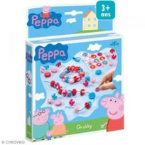 Totum - Bj360051 - Kit De Loisirs CrÉATIFS - Peppa Pig - Bracelets Grabby