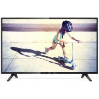 """PHILIPS - TV LED 43"""" 109 cm 43PFS4112 - Noir"""