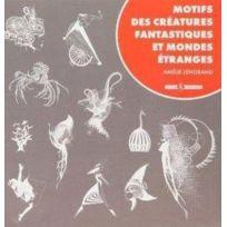 Art Et Images - Motifs des créatures fantastiques et mondes étranges